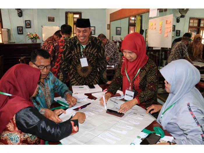 Melalui Pelatihan Manajemen Pendidikan, Pengawas Dilingkungan Madrasah Akan Terapkan Merdeka Belajar